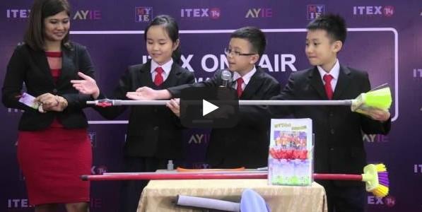 ITEX 2014 – SJK(C) Chung Hua Miri Sarawak