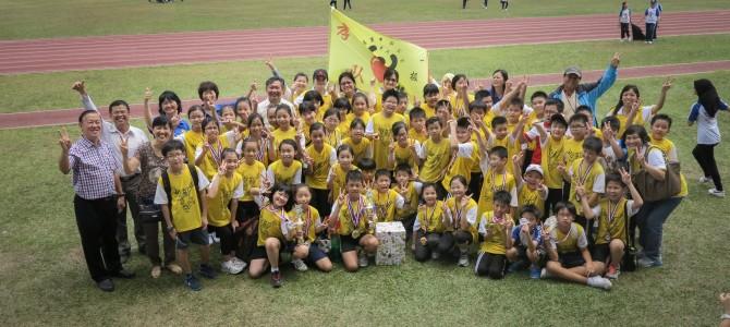 2014年校内运动会第二天